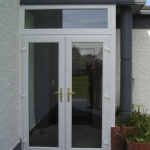 Superglaze Aluminium Door