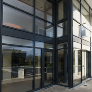 Superglaze Commercial Aluminium Doors
