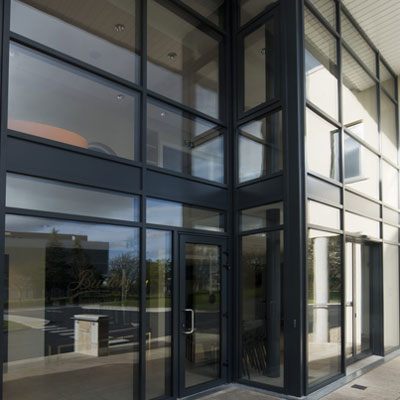 Superglaze Commercial Door