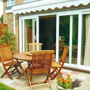 Superglaze Patio Door